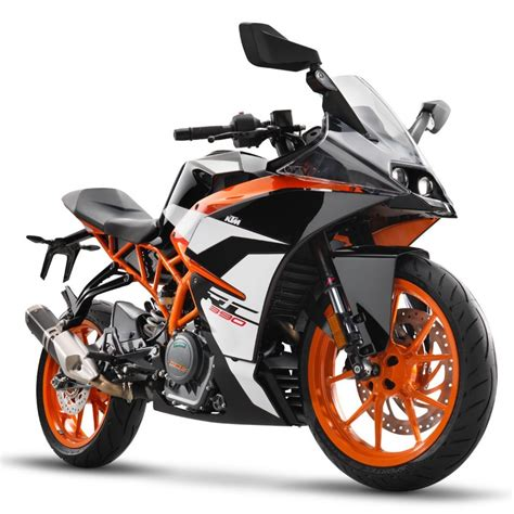 Find new bikes in india, upcoming bikes in india, new bike launched in india, information about bikes price, bike pictures, bike specifications, bike features, bike reviews. 2017 KTM RC 390 Officially Launched in India @ Rs 2.25 lakh