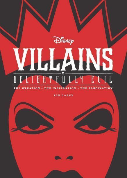 disney villains delightfully evil disney publishing