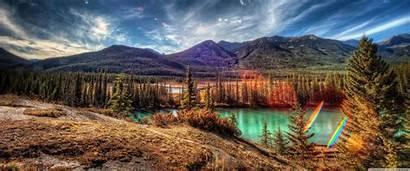Canada 4k Ultra Wide Wallpapers Banff Alberta