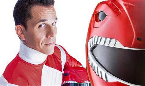 Steve Cardenas, O Ranger Vermelho Do Filme Clássico Em