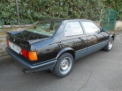 1987 Maserati Biturbo For Sale by 1987 Maserati Biturbo For Sale Classic Car Ad From