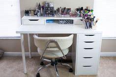ikea micke  vanity desk dressing table white