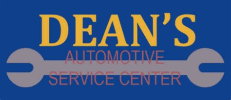 car repair anchorage ak deans automotive service center