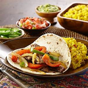 Easy Steak Fajitas | McCormick