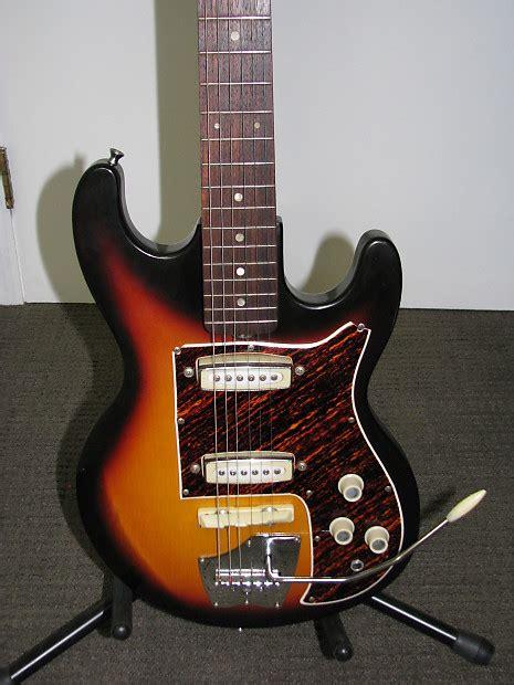 lo hoshino model   japanese guitar reverb