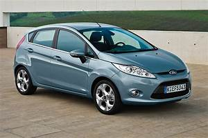 China Starts Production Of 2009 Ford Fiesta