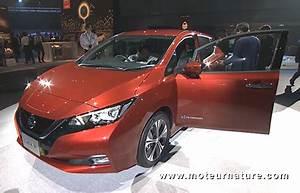 Autonomie Nissan Leaf : nissan leaf ii anglaise avec 50 d 39 autonomie en plus en ~ Melissatoandfro.com Idées de Décoration