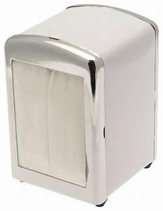 Porte Serviette En Papier : distributeur serviettes de table blanc moderne porte serviette en papier par homy ~ Teatrodelosmanantiales.com Idées de Décoration