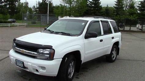 2008 Chevrolet Trailblazer 4wd Lt