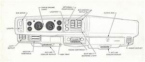 80camz28  U2014 1981 Camaro Dash Diagram  79 And 80 Did Not Have