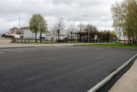 Ūkininkų prekybos vietoje - patogi ir atnaujinta infrastruktūra   Marijampolės savivaldybė