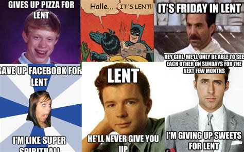Lent Memes - your mid lent boost 12 memes to help you finish strong