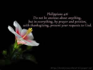 Bible Verse Philippians 4 6