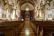 Holy Family Catholic Church - Columbus, OH - 2/25 Schantz ...
