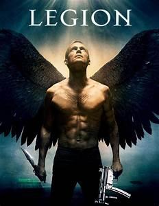 Official LEGION Poster - FilmoFilia