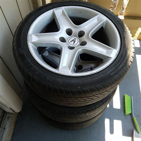 sold three acura tl rims acurazine acura enthusiast