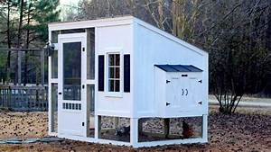 Backyard Poultry House Design How To Build A Backyard Chicken Coop Hgtv