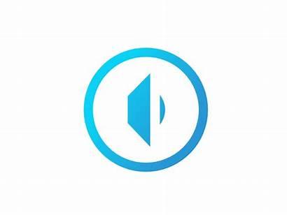 Audio Icon Svg Speaker Sound Gifs Volume
