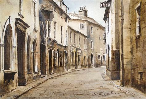 Old Street By Stefanzhuty On Deviantart
