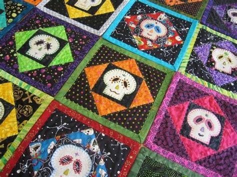 sugar skull quilt sugar skull quilt pattern