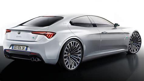 Alfa Romeo Giulia, Informazioni E Foto Spia (aprile