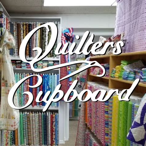 Quilters Cupboard by Upcoming Events Project Of The Month Programs
