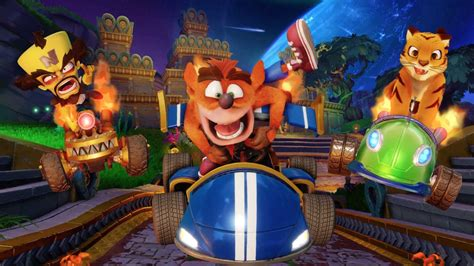 review crash team racing nitro fueled  switch
