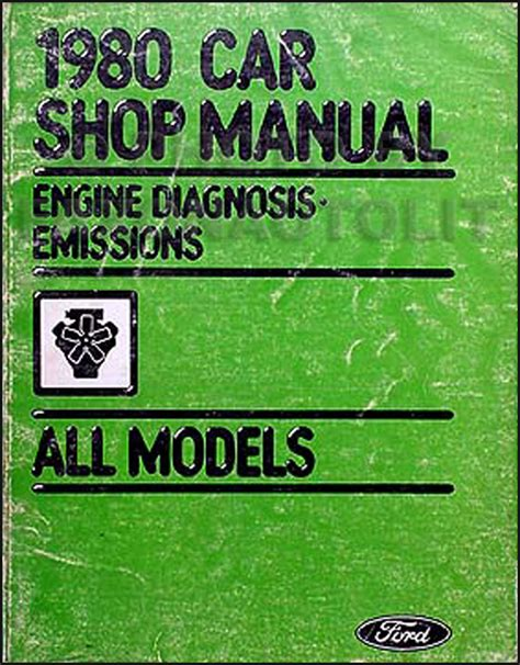 Ford Electrical Troubleshooting Manual