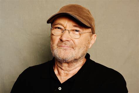 Phil Collins Talks About New Memoir, Divorce And Donald