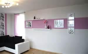 schlafzimmer wã nde gestalten funvit wandfarbe grau rosa