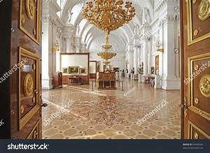 Winter Palace Interior Gallery Arts Stock Photo 64449244 ...