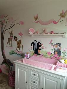 Fototapete Kinderzimmer Mädchen : resultado de imagen para bambi wall mural home decor ~ Frokenaadalensverden.com Haus und Dekorationen