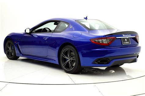 2017 Maserati Granturismo Sport Final Edition