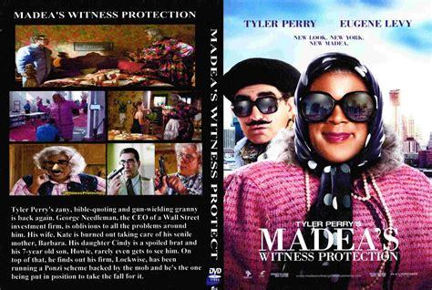 Madeas Witness Protection Todopelis