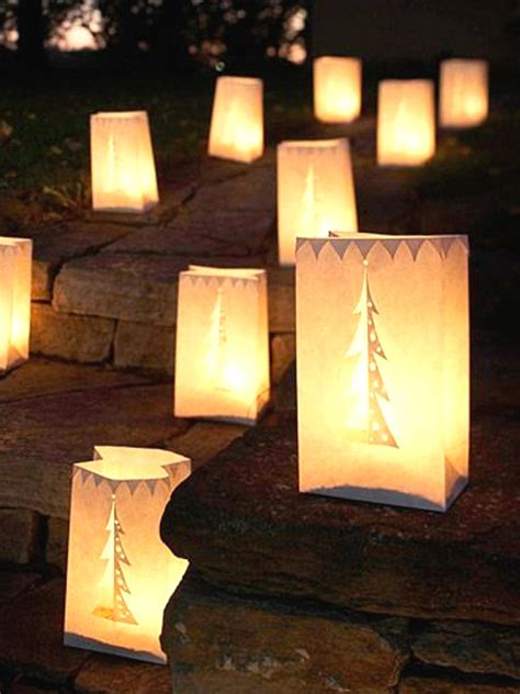 diy paper lanterns  christmas projects home design