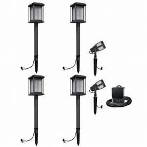 malibu lighting malibu landscape lighting low voltage led With low voltage outdoor metal lighting kits