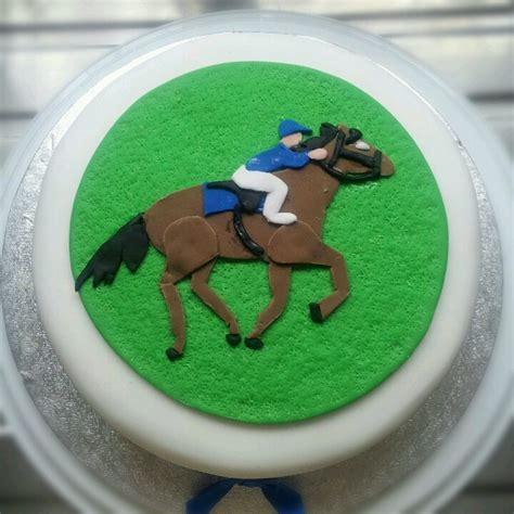 race horse cake ideas  horse racing cake cakes
