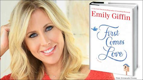 Chat Live With Author Emily Giffin Wcsh6com