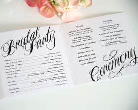 wedding ceremony script ravishing script wedding ceremony programs wedding programs by shine