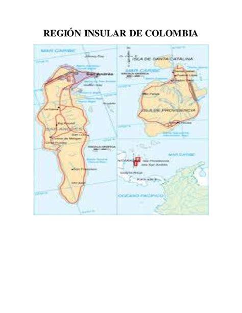 regi 243 n insular de colombia