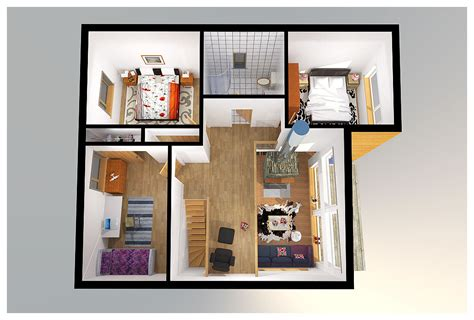 small modern house ch fmb small house plan