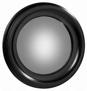 Miroir Cadre Noir : miroir de sorci re habel cadre noir mydecolab ~ Teatrodelosmanantiales.com Idées de Décoration