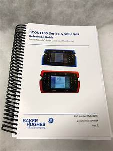 Bently Nevada Scout  U0026 Commtest Series Reference Guide