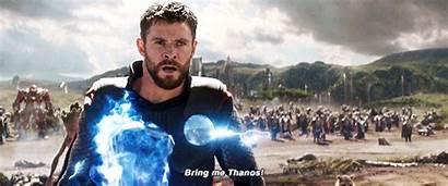 Endgame Avengers Thor Thanos Bring Stormbreaker Starlord