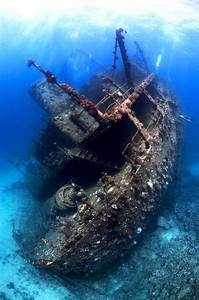 Shipwreck in the northern Red Sea, Egypt. | Most Beautiful