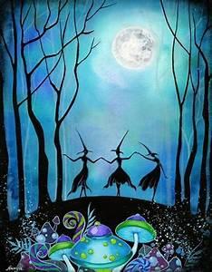 Schöne Halloween Bilder : pin von hexe6111 auf sch ne motive pinterest hexen malerei und halloween ~ Eleganceandgraceweddings.com Haus und Dekorationen