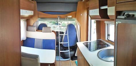 interieur cing car capucine voyager en toute libert 233