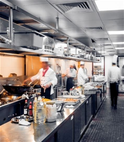 commercial kitchen ventilation exhaust system design