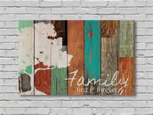 Wooden wall decor art finds to help you add rustic