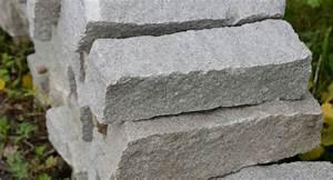 Granitpalisaden Mit Lieferung Zur Baustelle